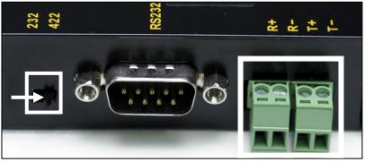 TECHPRO hướng dẫn kết nối Bộ chuyển đổi tín hiệu IDTECK ILAN422