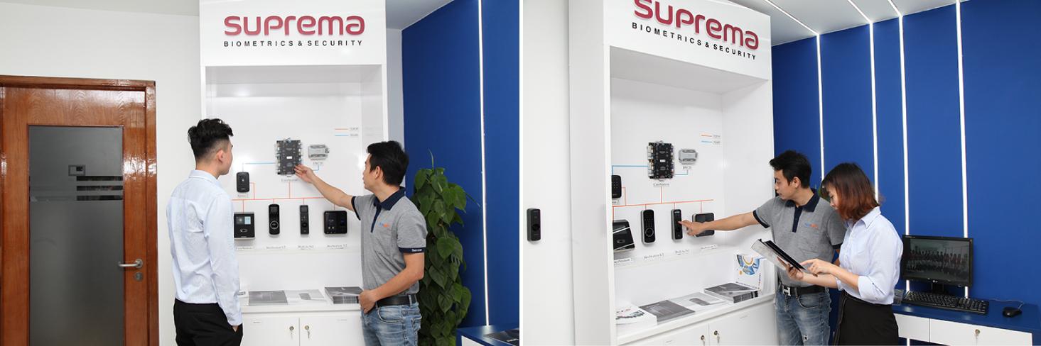 TECHPRO ra mắt Trung tâm Dịch vụ kỹ thuật Sửa chữa và Bảo hành sản phẩm SUPREMA theo tiêu chuẩn quốc tế tại Việt Nam