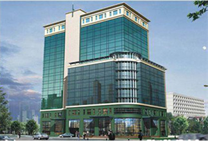 Head office of Vietnam Forestry Corporation